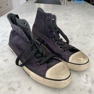 Men's Dark Violet Converse